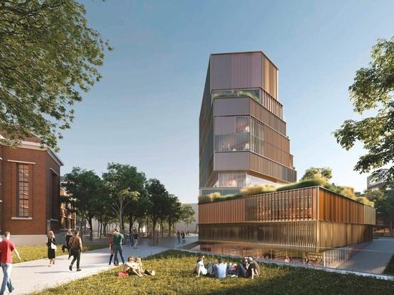 Amoès lauréat de 3 projets sur 4 sur Inventons la Métropole du Grand Paris