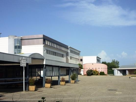 C'est parti pour le chantier de réhabilitation du collège de Romans-sur-Isère !