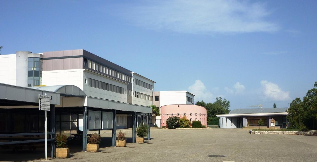Collège Lapassat à Romans-sur-Isère