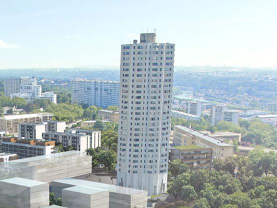 Amoès lauréat pour la rénovation de la tour panoramique de la Duchère !