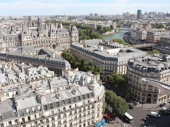 """Amoès continue de """"Réinventer Paris"""" avec le siège de l'APHP !"""