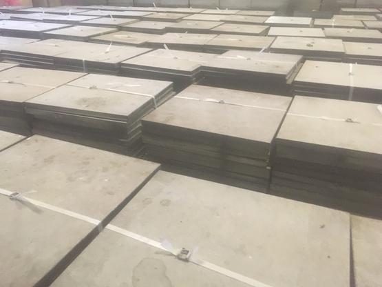 Visite de l'usine de Mobius pour le réemploi des planchers techniques !