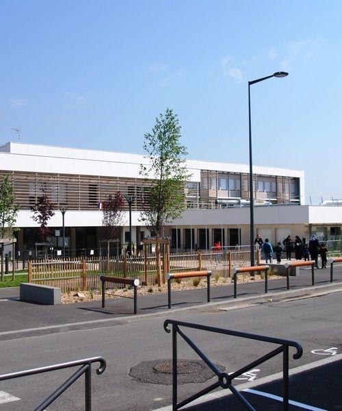 Ville de Vaulx-en-Velin :