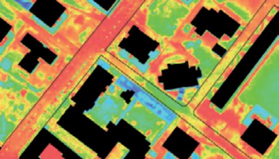 Comment prendre en compte les îlots de chaleur urbains dans les simulations ?