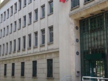 Rénovation de l'Hôtel de Police Fauriel à Saint Etienne