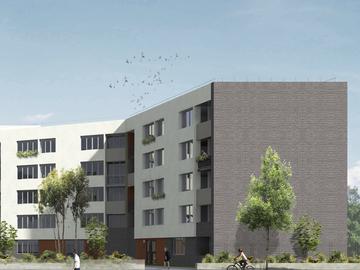Rénovation de 280 logements à Villepinte