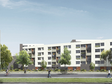 Rénovation de 280 logements