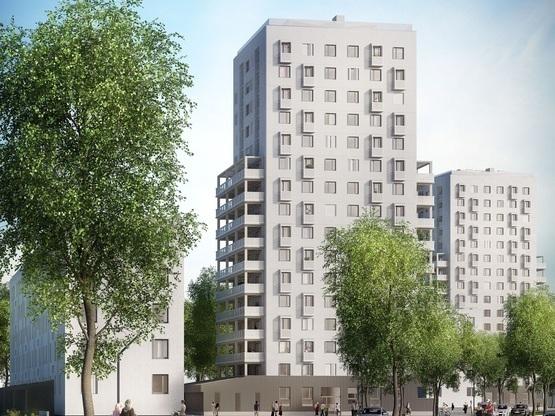 Permis déposé pour la réhabilitation BBC Effinergie de 3 bâtiments à Bordeaux !