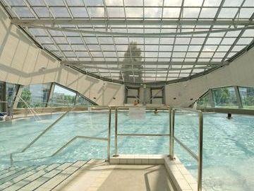 Construction du Centre Aquatique la Plaine