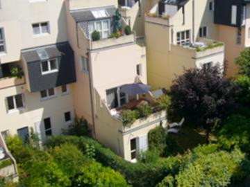 Audit énergétique - Quartier Ponceau, 550 logements, bureau, groupe scolaire et maisons individuelles