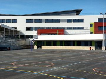 PPP Construction - collége et complexe sportif à Verny