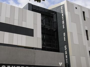 Construction d'un centre municipal de santé