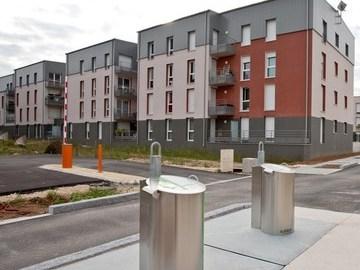 Conception - Réalisation de 110 logements à Bourges