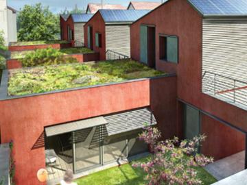 Construction de 6 maisons individuelles