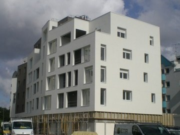 Construction de 28 logements