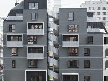 Construction de 23 logements et commerces