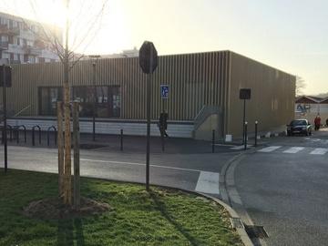 Construction d'un centre social et espace culturel