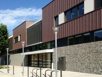 Construction d'une Médiathèque à Saint-Vallier