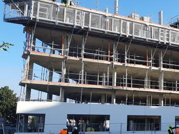 Construction d'une résidence sociale de 220 chambres