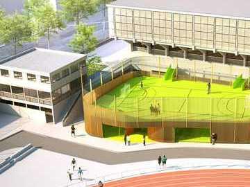 Extension du Stade Max Rousie