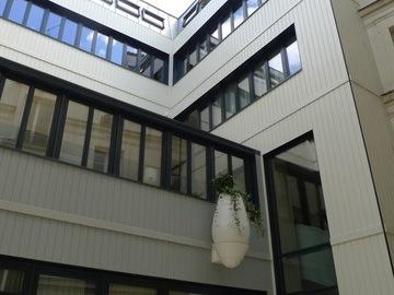 Réhabilitation de bureaux à Paris