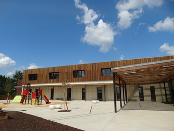 Construction d'un groupe scolaire de 8 classes