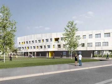 Construction pour l'Université de Metz - Laboratoire d'études (LEM3) et une unité de formation