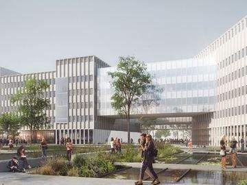 PPP Construction - pôle Biologie-Chimie-Pharmacie de l'Université Paris Sud