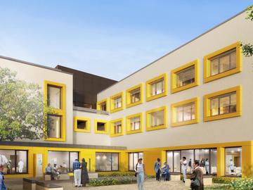 Construction d'un EHPAD certifié Passivhaus