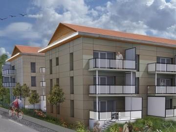 Construction de 18 logements collectifs à Saint-Marcellin