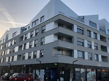 Construction de 56 logements et 4 commerces en BIM