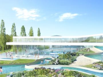 Construction d'un Centre aquatique intercommunal