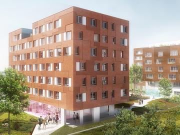 Construction de 229 logements à Villejuif