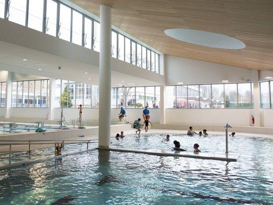 Ouverture (pour de bon !) pour la piscine Elisabeth à Paris