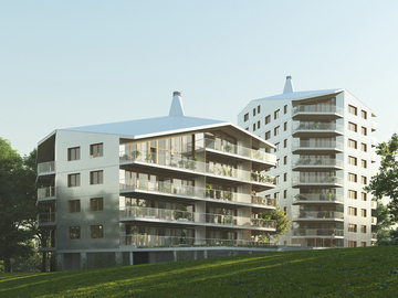 Construction de 56 logements à Pessac