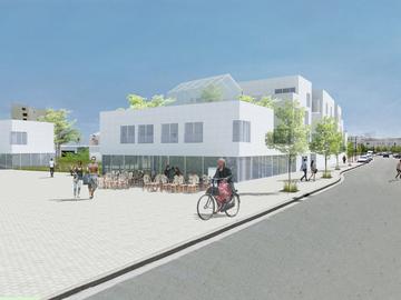 Construction d'une résidence intergénérationnelle de 45 logements