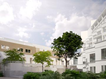 Rénovation d'un centre de protection de l'enfance composé d'une pouponnière, d'un foyer et de bureaux