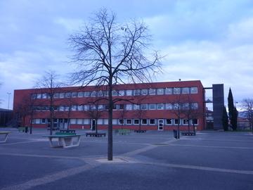 Réhabilitation énergétique du collège Jean Macé à Portes-lès-Valence