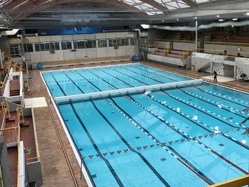 Rénovation de la piscine Georges Vallerey à Paris