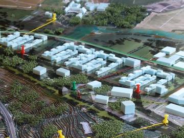 AMO Développement Durable de la ZAC de Corbeville