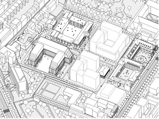 Présentation de la démarche de bilan carbone quartier à la maison de l'architecture