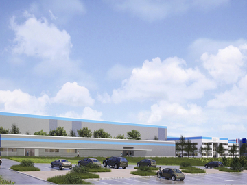 Rénovation et extension d'une usine à Chaumont