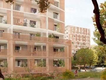 Rénovation de 258 logements à Bordeaux - Résidences Le Treuil et Le Renard