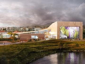 MPGP pour la construction d'une piscine et salle d'escalade à Millau