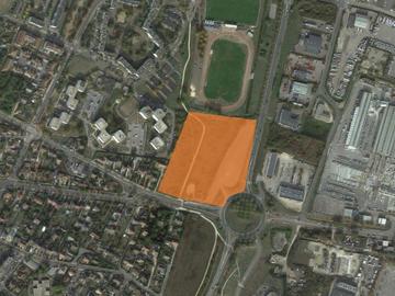 Programmation et AMO pour la construction d'un complexe sportif à Limay