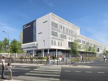 MPGP Reconstruction du Collège Brassens de Villeneuve-le-Roi
