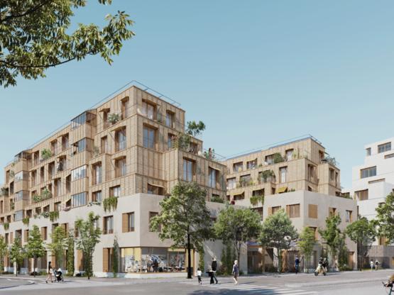Permis de construire déposé pour les 60 logements à Paul Meurice !