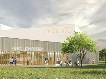 MPGP Rénovation de l'Espace Jean Poperen