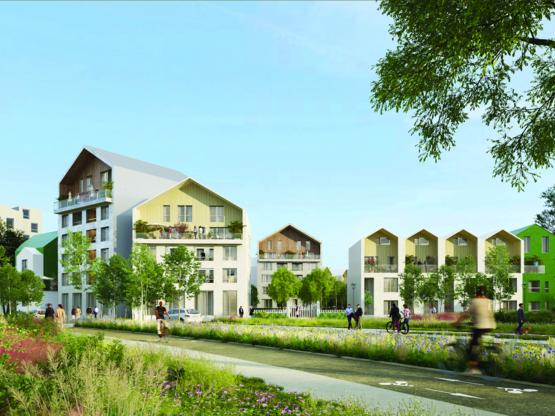 Un nouveau projet de logements 100% ENR à Carrières-sous-Poissy