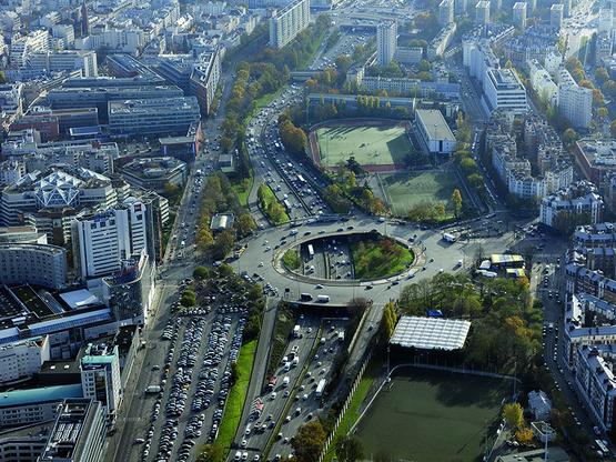 Amoès en charge de l'AMO développement durable pour l'aménagement de la Porte de Montreuil !